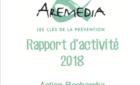 Le rapport d'activité 2018 d'AREMEDIA est disponible