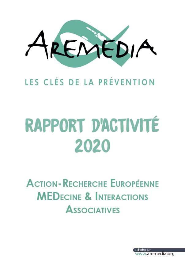 Le rapport d'activité 2020 d'AREMEDIA est disponible