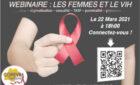 WEBINAIRE ZOOM : LES FEMMES ET LE VIH